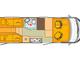 Bürstner VISEO I 690 G EDITION 30, Fiat