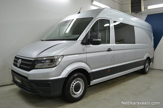 volkswagen crafter volkswagen crafter 35 pa35 2 0 tdi 130kw 4490 retkeilyauto v i p carsport. Black Bedroom Furniture Sets. Home Design Ideas