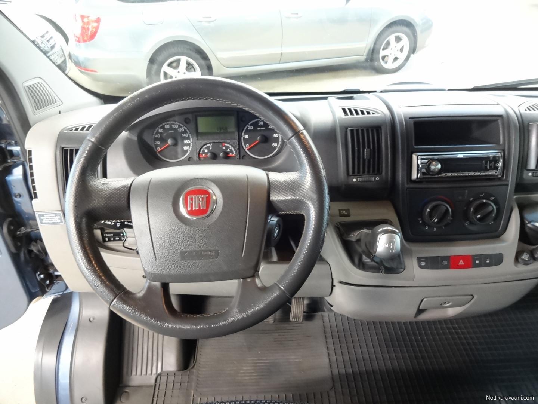 Muu Merkki Fiat Ducato L3h2 Fiat 3 0 Jtd Automaatti 2008 Travel  # Muebles Fiat Ducato