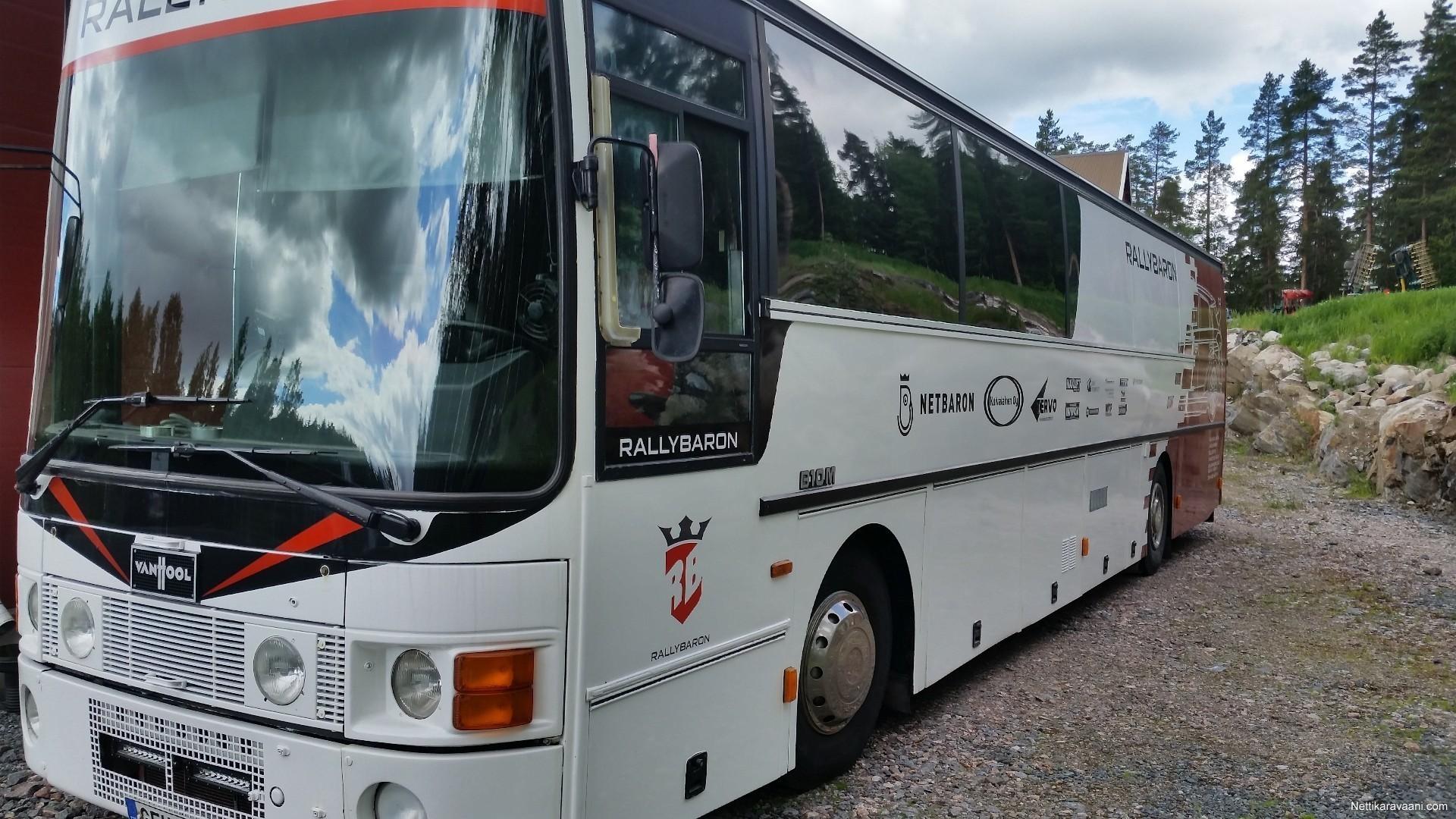 Cars Volvo Bus Wallpaper