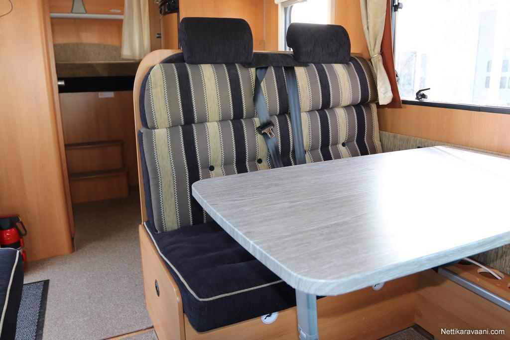 Dethleffs fortero h 6975 ford 24 tdci 140 hv 2008 travel truck dethleffs fortero h 6975 ford altavistaventures Choice Image