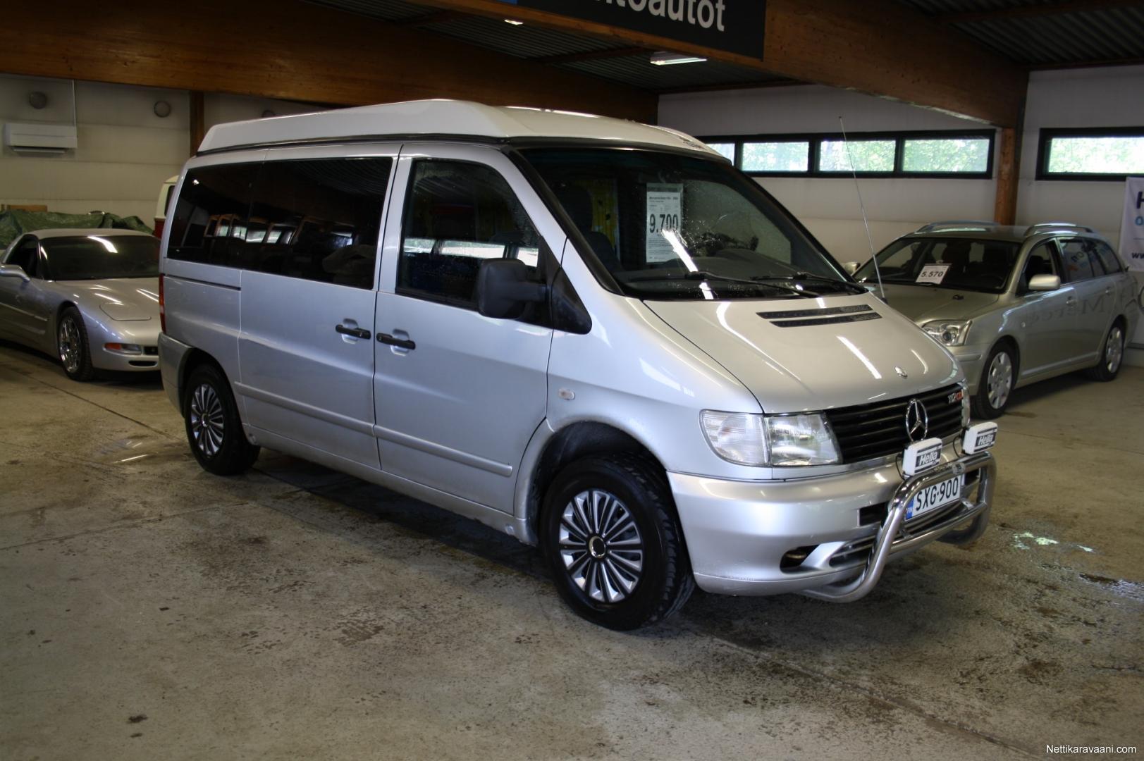 Mercedes-Benz Vito, Mercedes-Benz 112 Cdi L Marco Polo ...