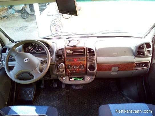 Adria 655 Sp Fiat Adria Coral 655 Sp Varattu 2005 Travel Truck