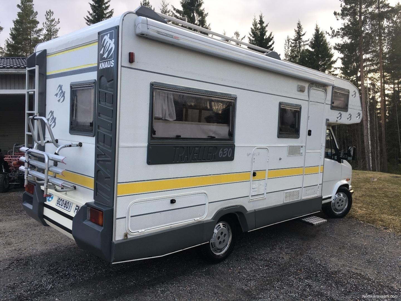 Knaus Traveller For Sale