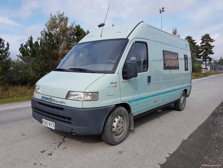 casa car ducato maxi 230 fiat 1997 travel truck. Black Bedroom Furniture Sets. Home Design Ideas