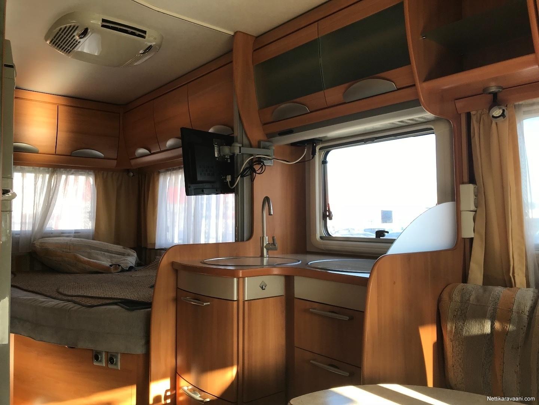 Hymer Tramp T 574 Gt Fiat 2 8 Jtd 2005 Travel Truck