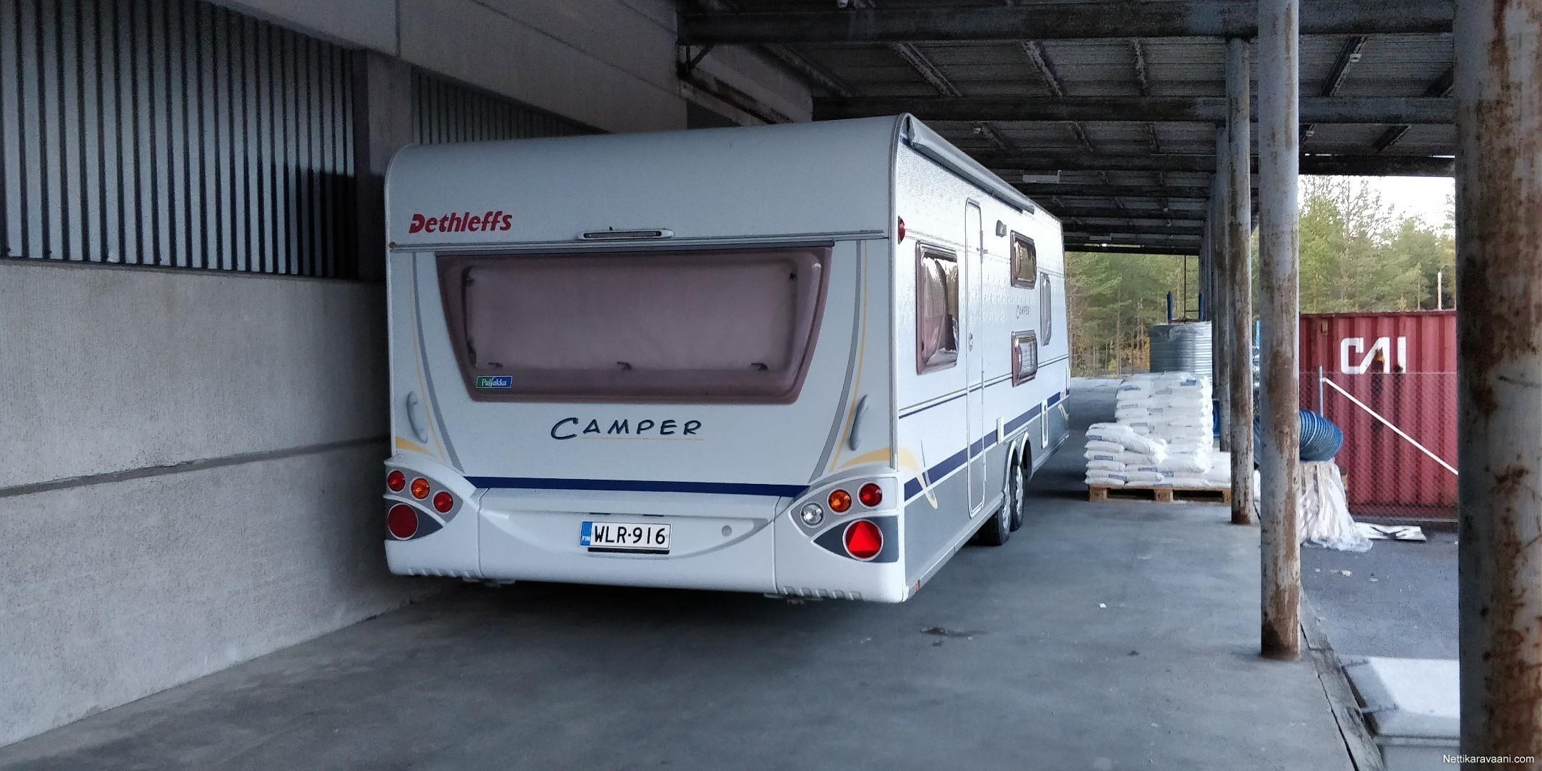 Dethleffs Camper 720 SK 2005
