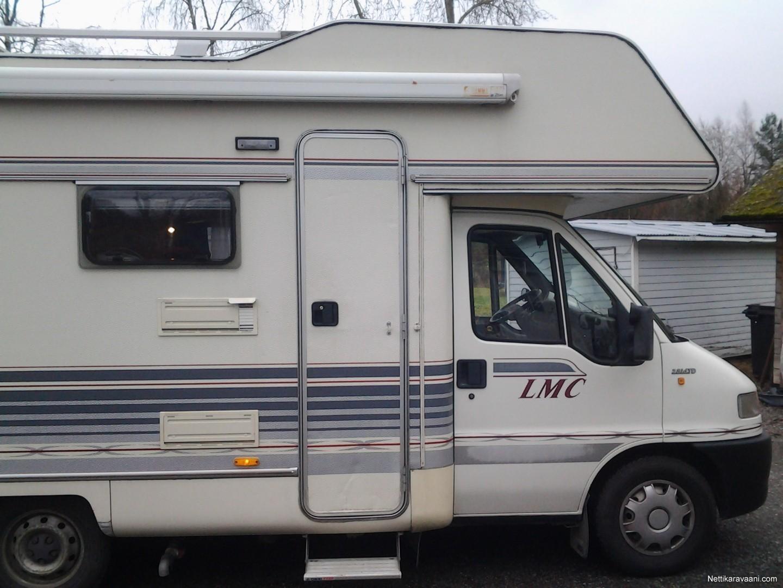 Lmc 570 Liberty Fiat 1999 Travel Truck Alcove