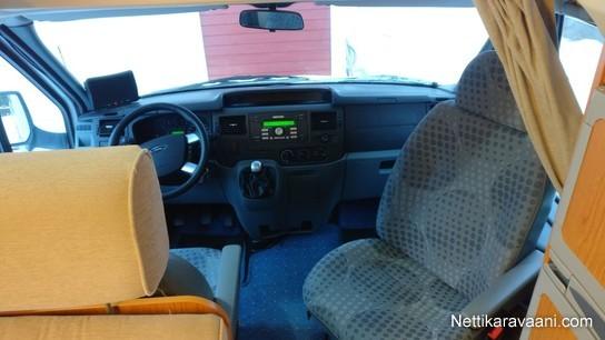 Rimor Blu Camp, Ford AFG77S3 2011 - Travel truck - Alcove