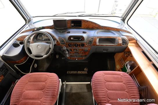 Toyota Dealership Mobile Al >> Eura Mobil I 666 Mercedes Benz 2 7 156hv 100km H B