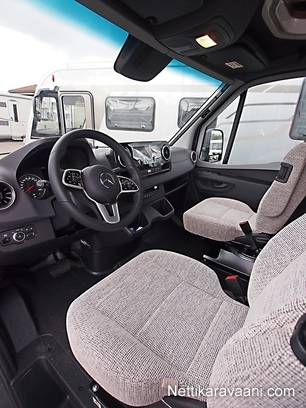 4X4 Sprinter Van For Sale >> Hymer Ml T 580 4x4 Mercedes Benz Mercedes Sprinter 416 Cdi 2020 Travel Truck Semi Intergrated Nettikaravaani