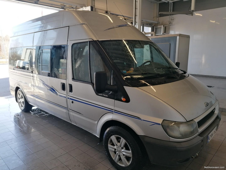 Muu Merkki Ford Transit Tourneo 125 T300  Ford 125 T300 Tourneo 2 0tdci 2005